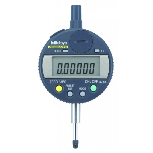 Electronic Test Indicator Series 213 : Mitutoyo b absolute digimatic indicator with spc