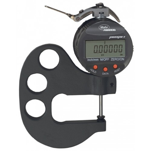 Electronic Federal Gage Products : Mahr federal marameter portable thickness gages xli p