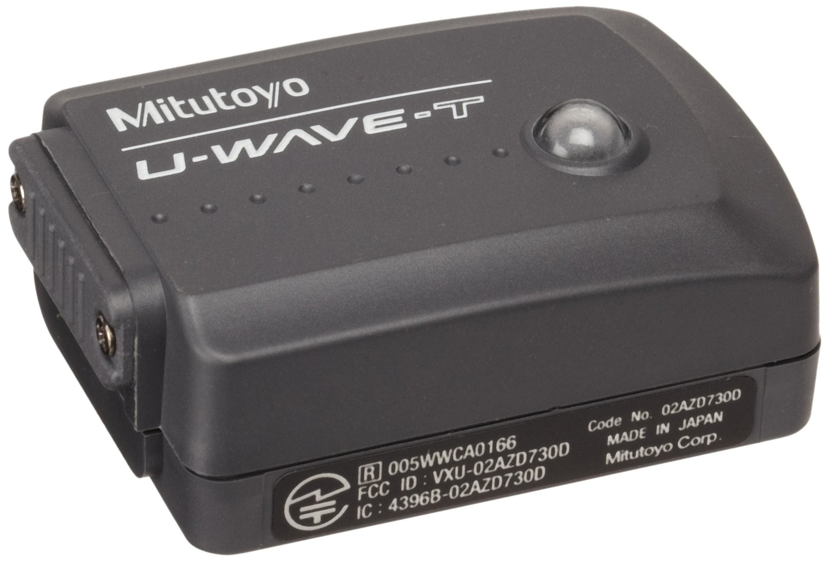 Mitutoyo U-WAVE-T Wireless Transmitter IP67