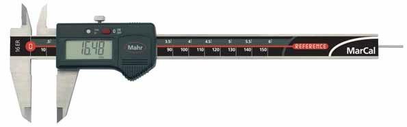 "Mahr MarCal Digital Caliper 16 ER 6"" Flat Depth Rod"