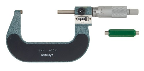 Mitutoyo 193-213 Digit Outside Micrometer