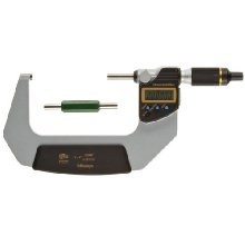 Mitutoyo 293-183 QuantuMike Coolant Proof Micrometer with SPC output