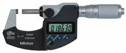 Mitutoyo 293-348 Coolant Proof Micrometer, IP65