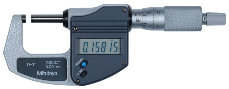 Mitutoyo 293-831 MDC-Lite Digimatic Micrometer