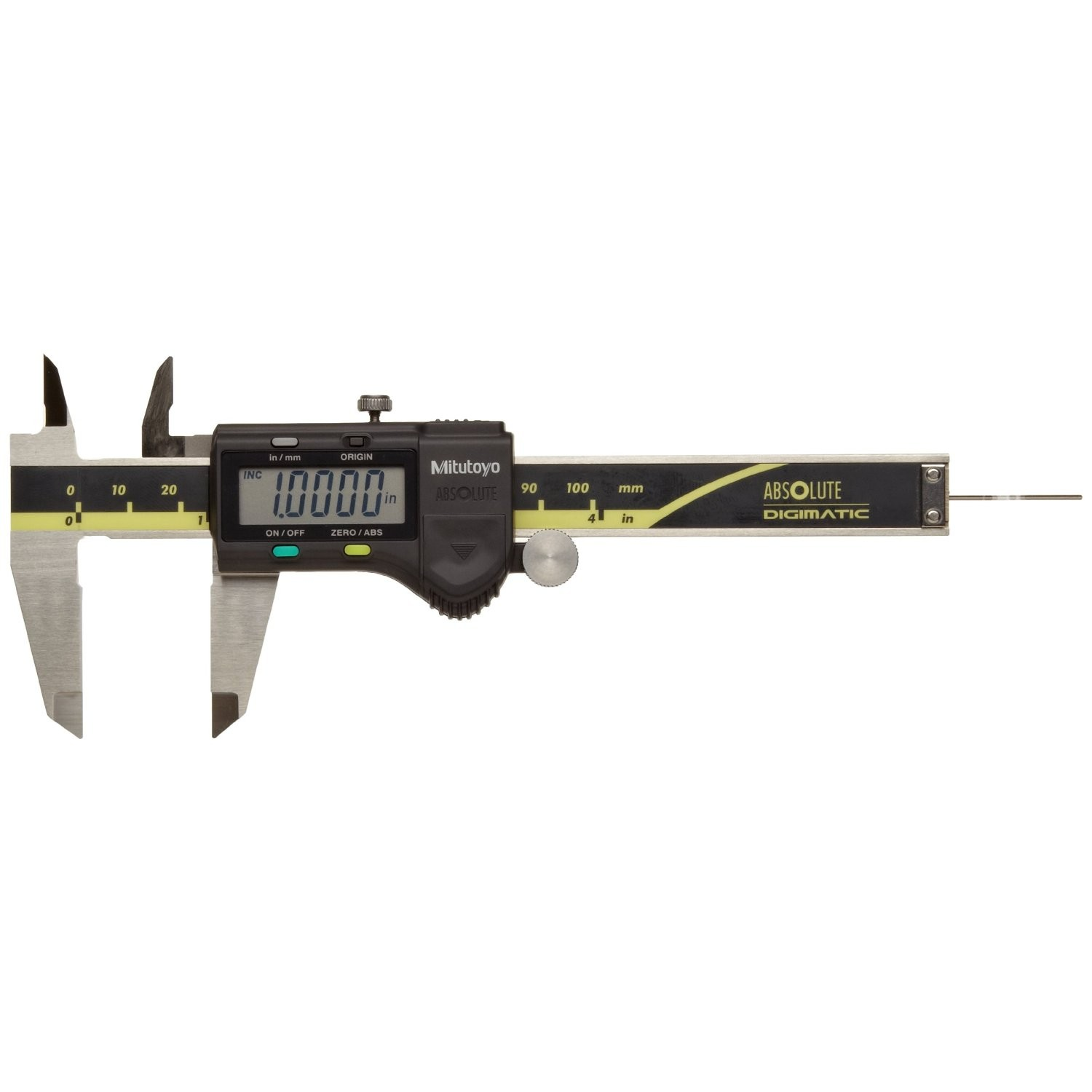 Mitutoyo 500-170-20 ABSOLUTE Digimatic Caliper with SPC output