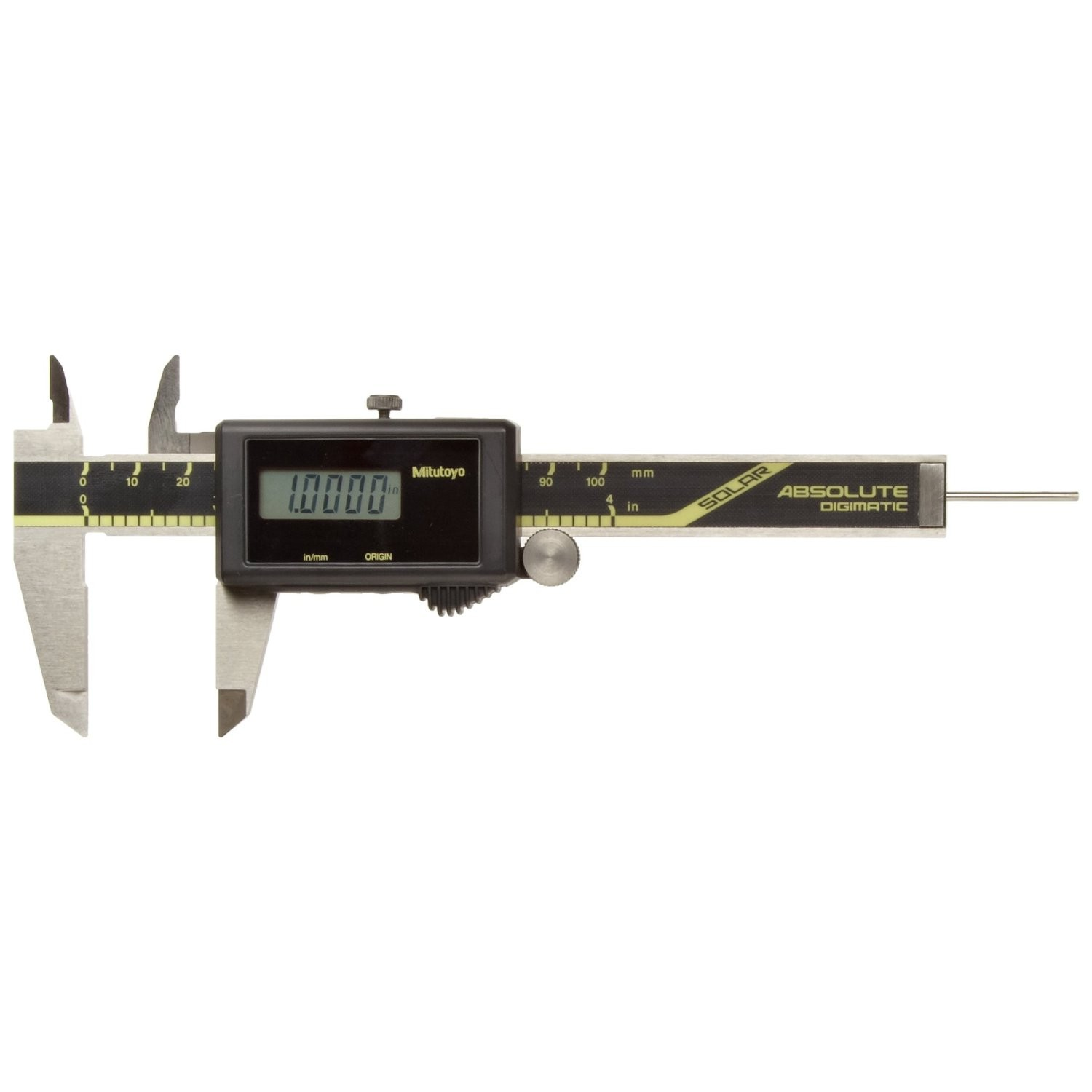 Mitutoyo 500-463 ABSOLUTE Solar Caliper with SPC output
