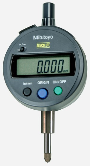 Mitutoyo Digital Indicator : Mitutoyo absolute digimatic indicator with spc