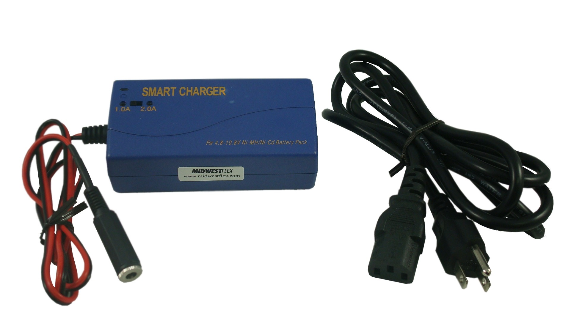 FlexBatteryPack Charger with Power Cord