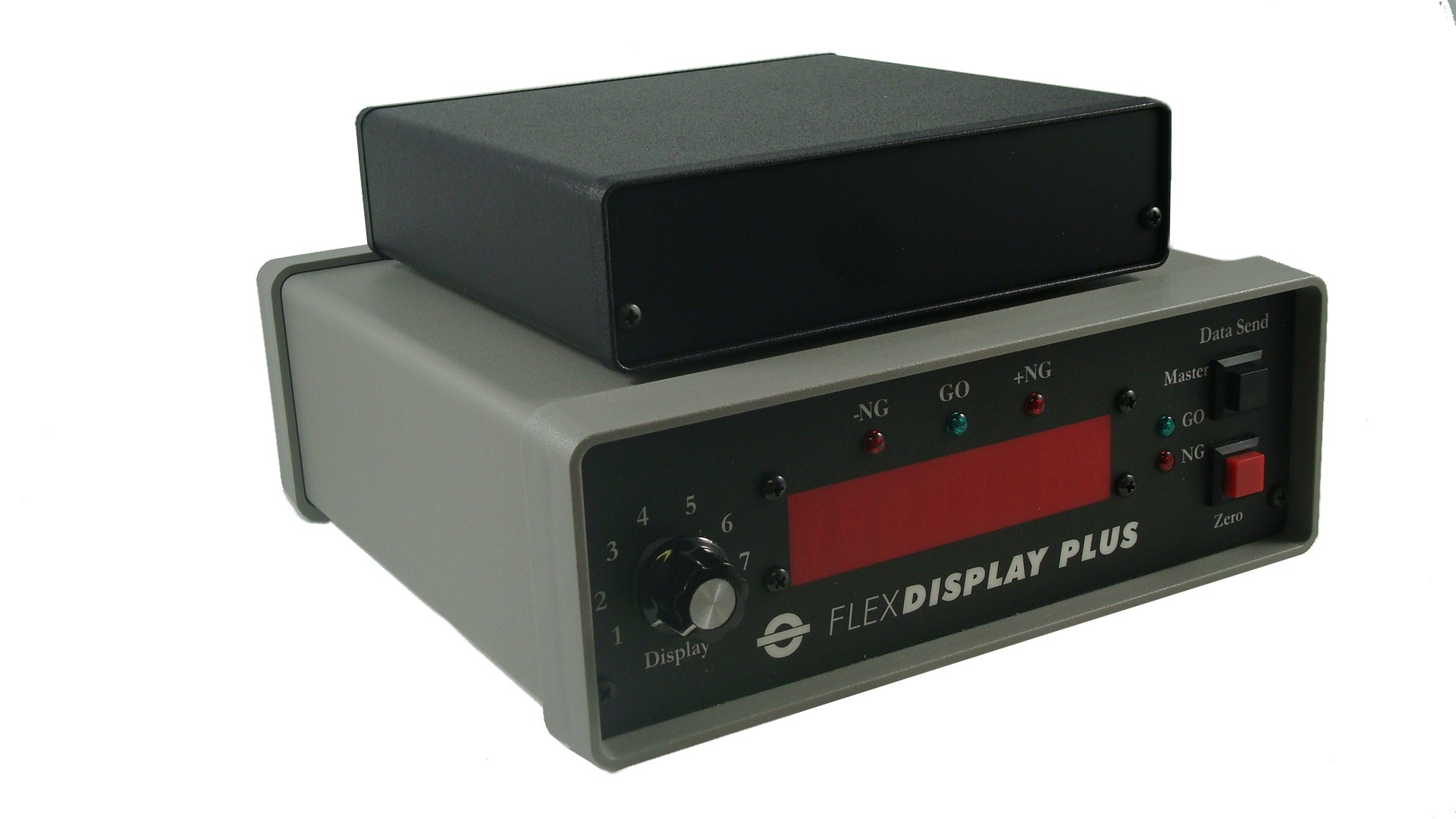 FlexBatteryPack with FlexDisplay (Sold Separately)