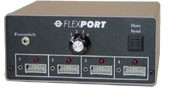 FlexPort Universal Gage Interface FP-4U-RS for Mitutoyo Digimatic and RS232 Gages