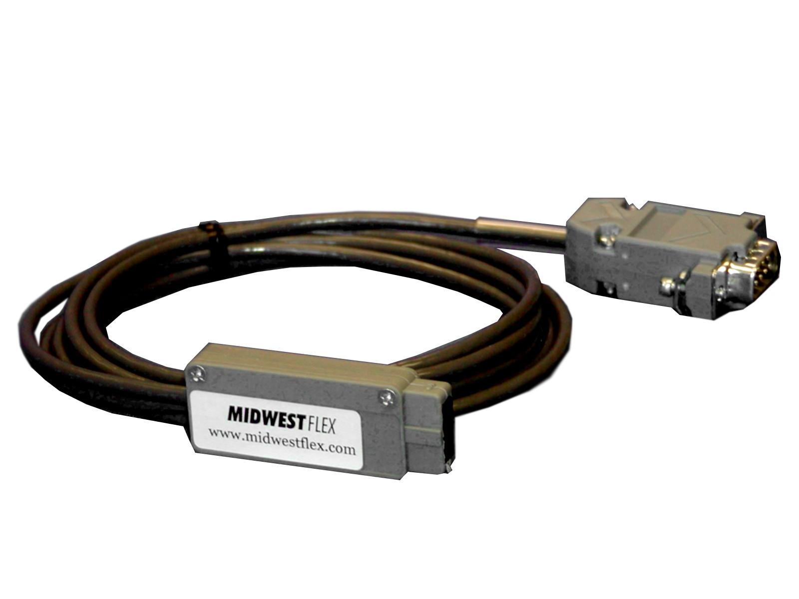 C-96600-06 FlexConnect Panametrics MagnaMike 8500 to Digimatic output (6 ft)