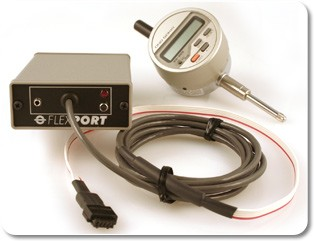 FlexPort Single Input Gage Interface FP-1200 for Ono Sokki EG225, DG525, and DG3610