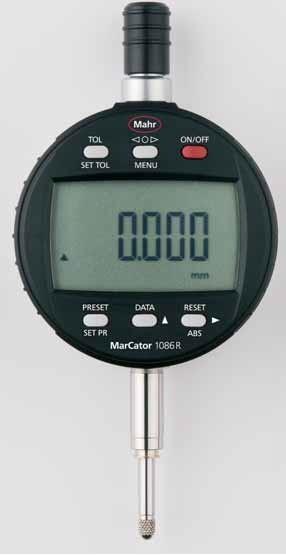 MarCator 1086 R Indicator (4337120)
