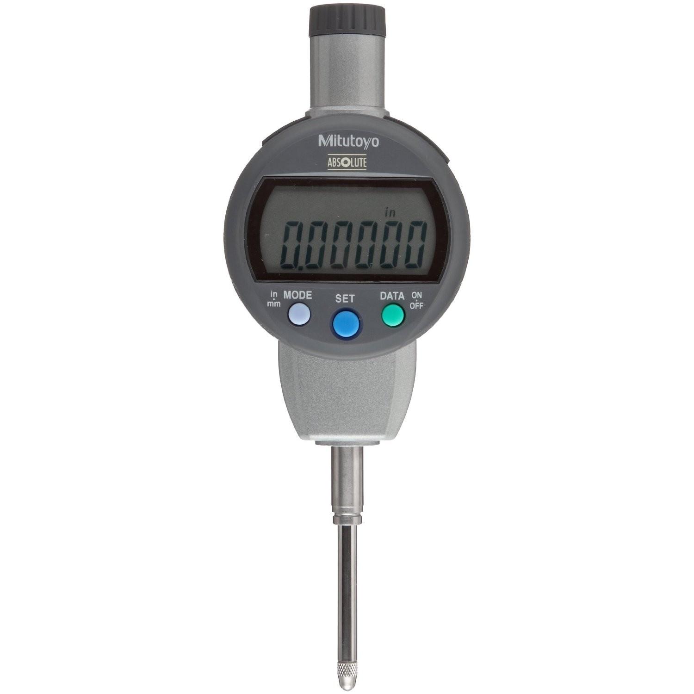 Mitutoyo Digital Indicator : Mitutoyo b absolute digimatic indicator with spc