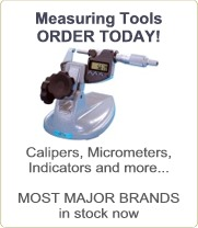 We offer measuring tools for every need
